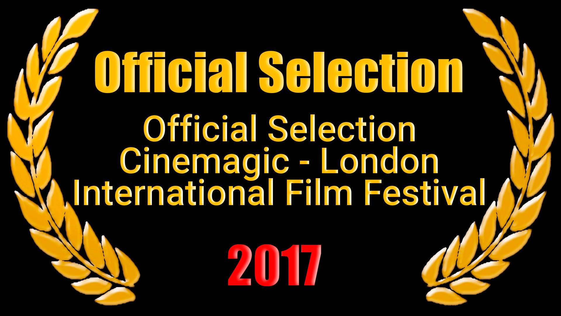 Official Selection Cinemagic - London International Film Festival 2016
