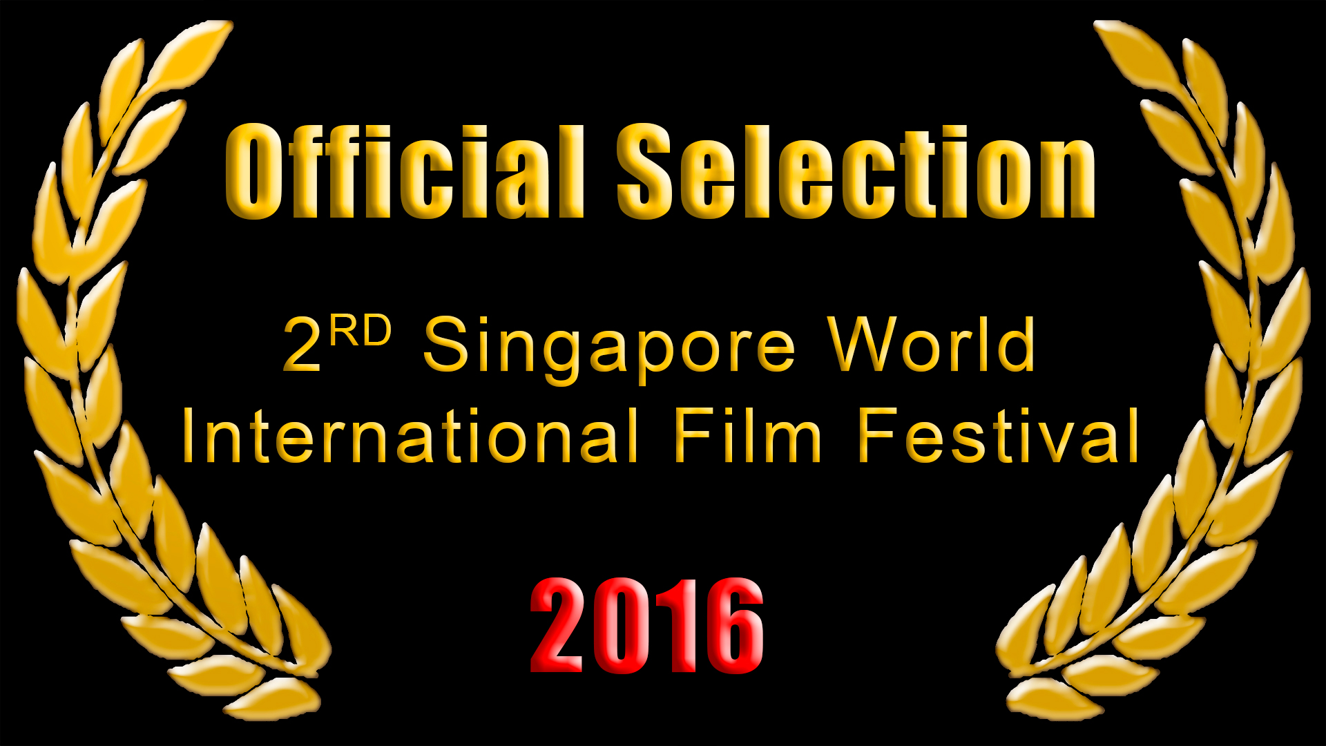 Singapore International Film Festival, 2016