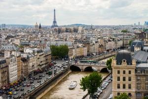 Paris Spring 2012