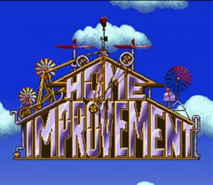 Home Improvement CGI