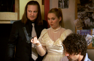 Rebecca. gun, Max,Nathanael