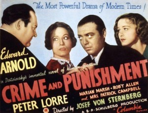 Crime and Punishment - 1935