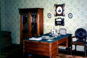 Fyodor Michailovich Dostoyevsky's Office - St.Petersburg, Russia