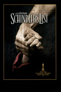 Shindler's List -Poster