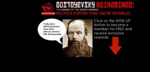 Cover Graphic with Dostoyevsky