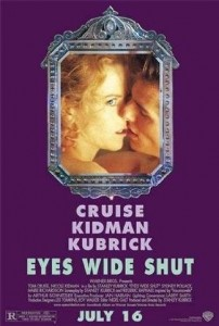 Poster- Eyes Wide Shut (1999)