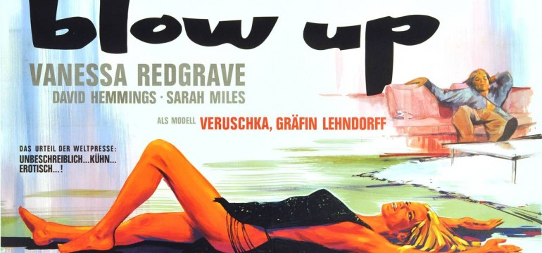 Antonioni's 1966 Blow Up