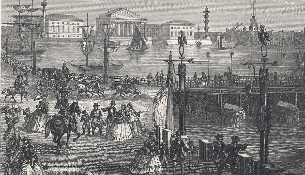 History of St. Petersburg: briefly about the city 82