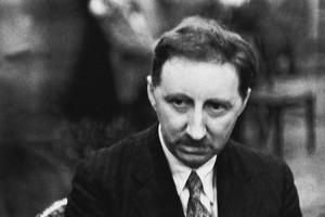 E.M Forster Paris 1935