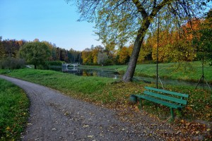 Pavlovsk-bench