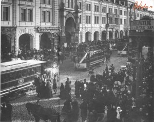 Sadovaya Street - 19th century