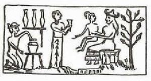 NINHURSAG-ARURU- GOD OF EARTH AND BIRTH