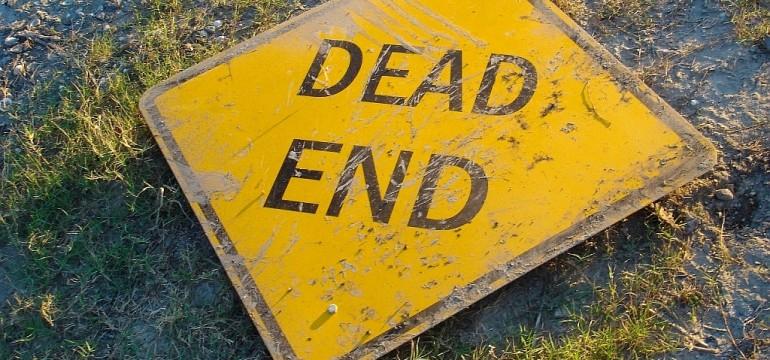 Dead end 500