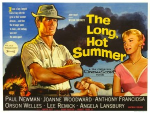 the-long-hot-summer-poster