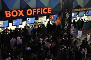 Box Office Crowd