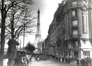 Paris, France in the 1920s