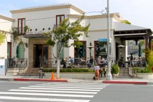 Urth Cafe, Santa Monica