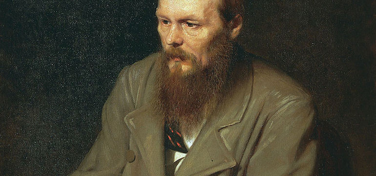 A Portrait of Dostoyevsky