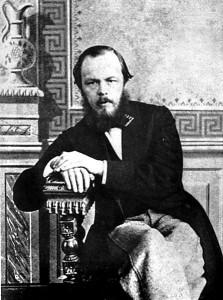 Dostoevsky in 1863