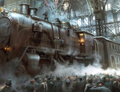 Steampunk -3A