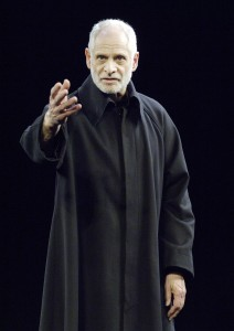 Bruce Mayers as Grand Inquisitor. Peter Brook - director.