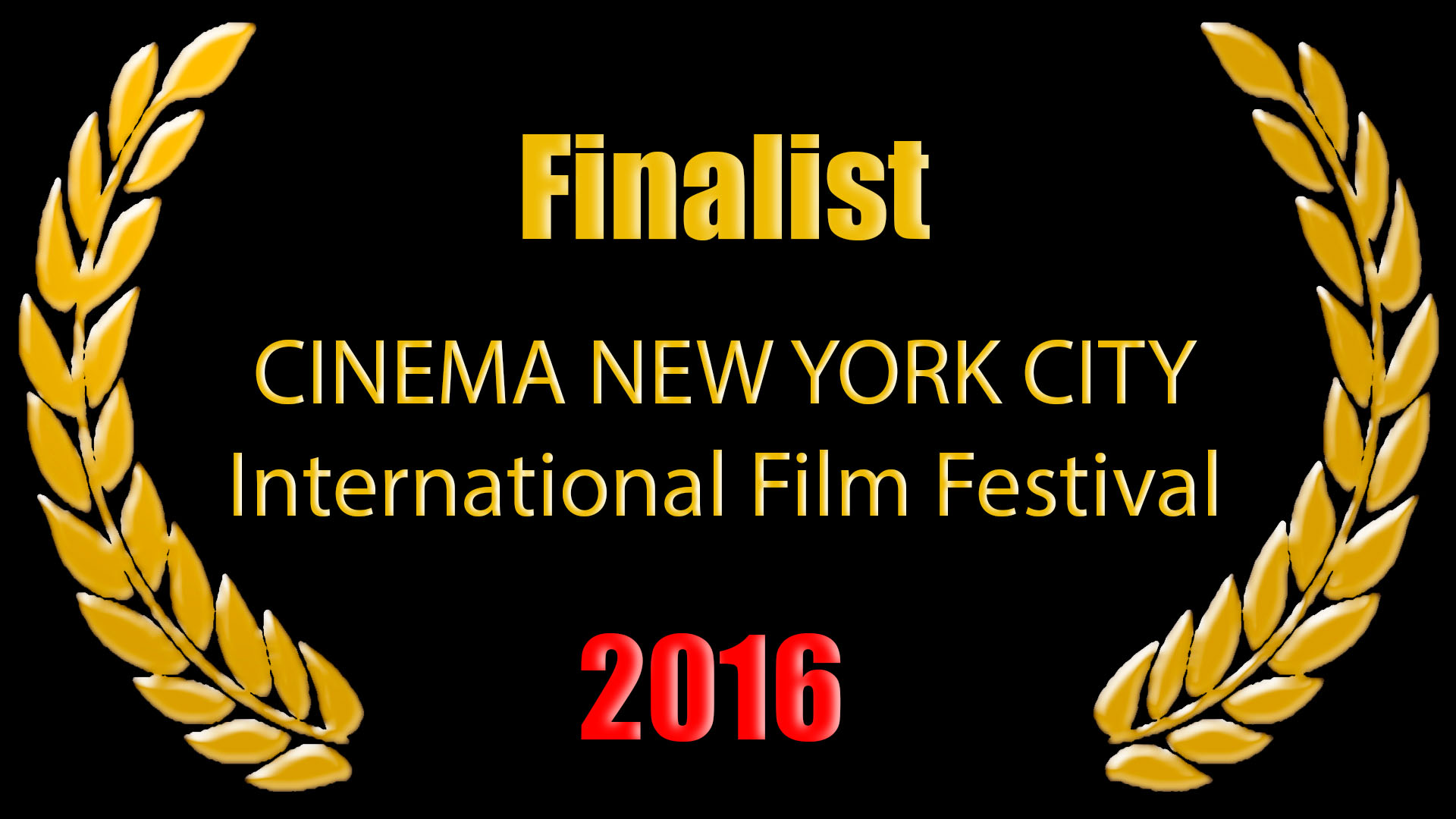 Cinema New York International Film Festival 2016