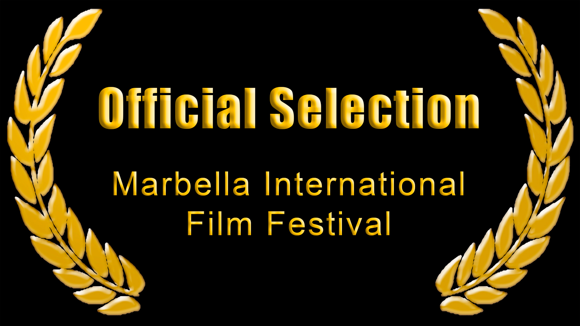 Marbella International Film Festival, 2012