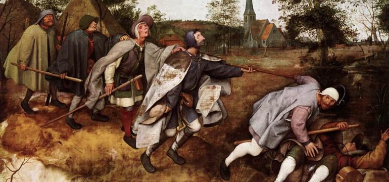 Breigel - Blind leading the Blind