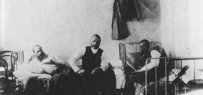 DOSTOYEVSKY IN PRISON