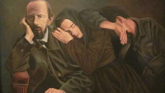 Dostoyevsky by Manuel Sandoval