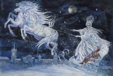 The_Snow_Queen_by_Elena_Ringo