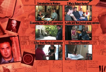Hurley - Video Journals 1-6