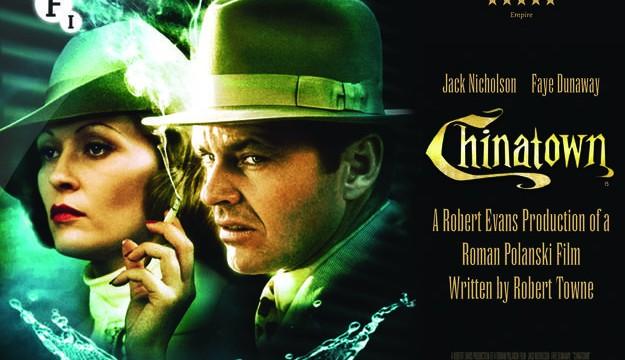 BFI Chinatown Poster
