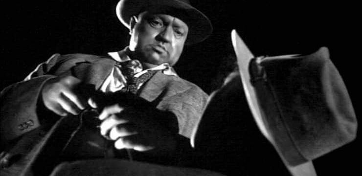 A Shot from Orson Welles' Touch of Evil