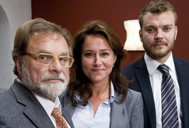 A Shot from DR's Borgen